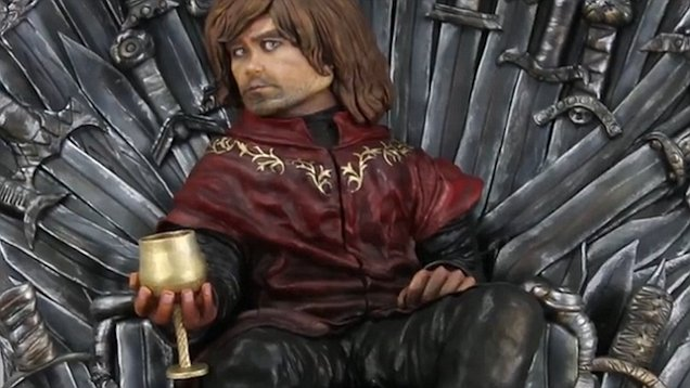 Tyrion Lannister Cake Worth Dhs100,000 Made in Dubai