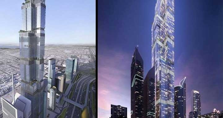 Azizi Group begins work on Dubai Second Tallest Tower