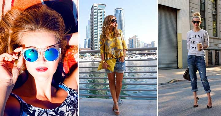 Dubai Summer Fashion Trends 2018
