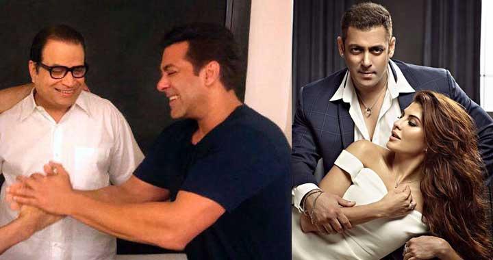 Salman Khan in Abu Dhabi for Shooting 'Race 3'