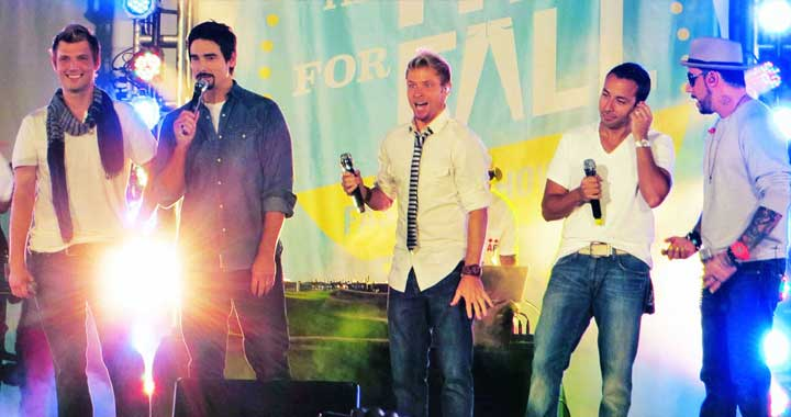 Backstreet Boys coming to Dubai to host 'Festival After Party' at White Dubai