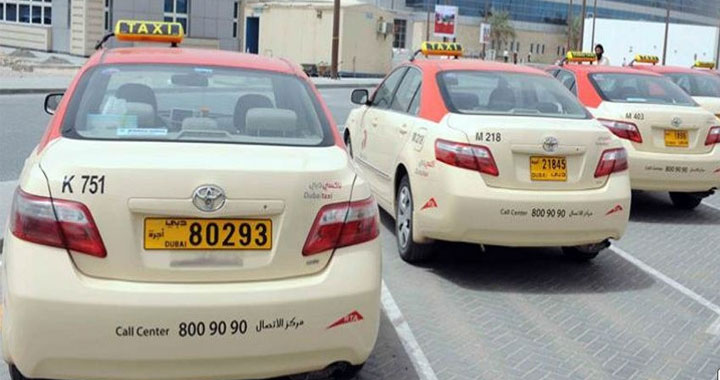 Dh33 Million Bonus to Dubai Taxi Plate Owners this Year