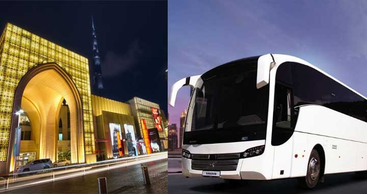 Dubai Buses to get a Major Upgrade with WIFI, USB Ports, Footrest and Cup holders