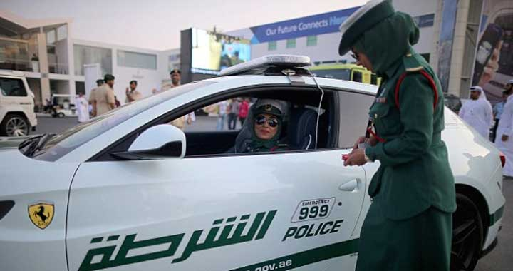 Dubai Police launches new Emergency Locator Service