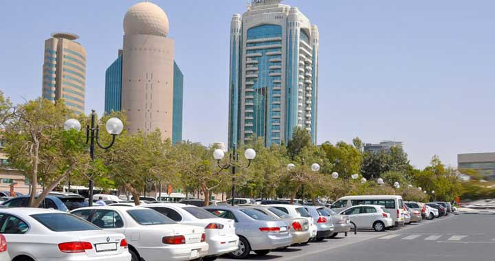 Free Parking in Dubai for Isra Wal Miraj Holiday