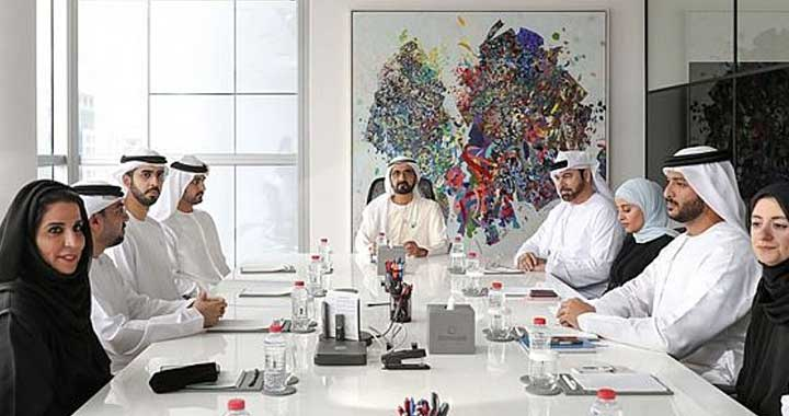 HH Sheikh Mohammed bin Rashid Al Maktoum Announces UAE Blockchain Strategy 2021