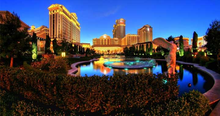 Luxury Las Vegas Hotel Caesars Palace Opening in Dubai