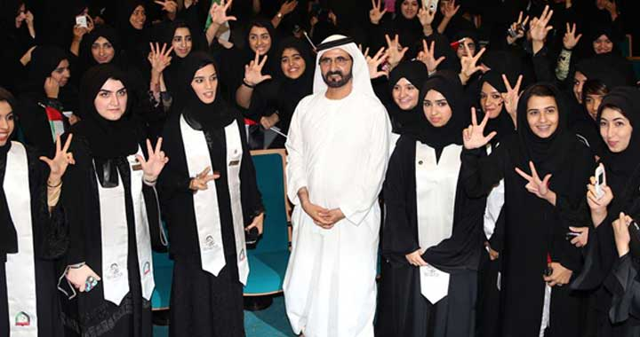 New Laws will Make The UAE a 'Role Model' for Gender Equality