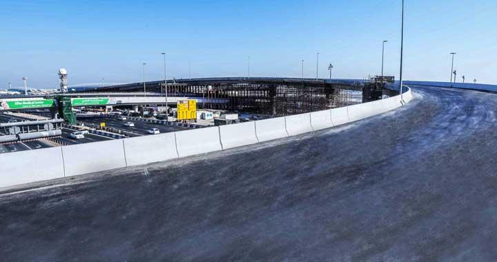 RTA Opens Three new Bridges on Airport Street