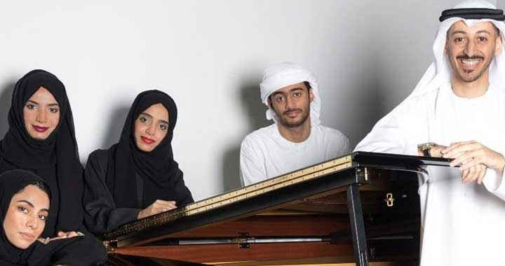 Seven Emirati musicians to Perform Live at One & Only Royal Mirage Hotel