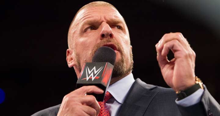 Triple H Defends Hosting Event in Saudi Arabia - WWE Greatest Royal Rumble