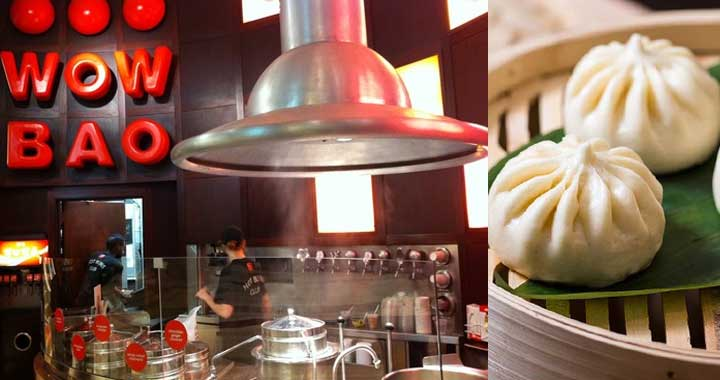 'Bao Wow' brings Asian Street Food Concept to CityWalk Dubai