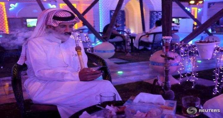 Dubai Municipality banned Shisha or Smoking in Ramadan Tents until 9 PM