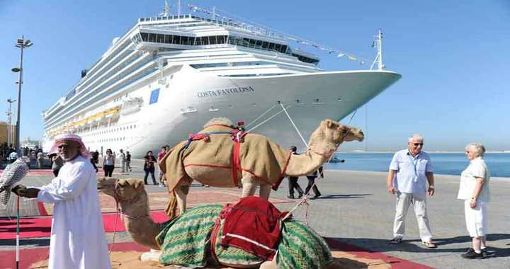 Dubai Plans to Become Global Cruise Tourism Hub