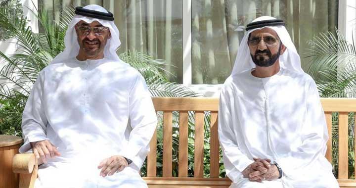 Dubai Ruler meets Sheikh Mohamed bin Zayed in Abu Dhabi