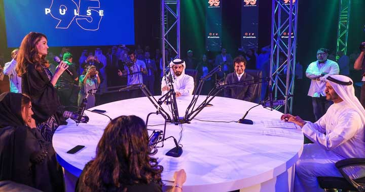 English radio station opens in Sharjah