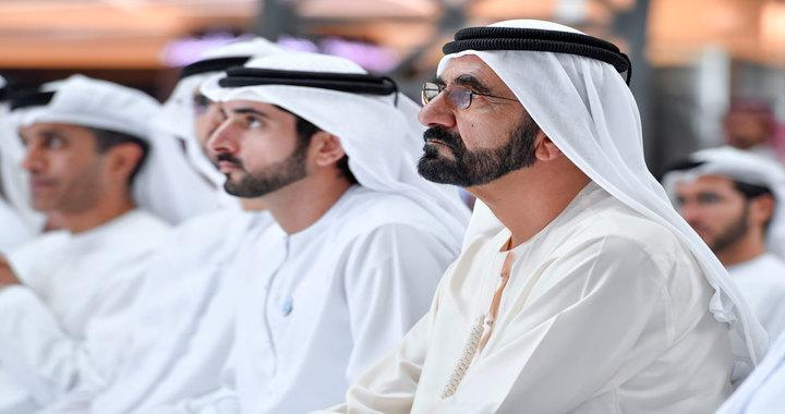 HH Sheikh Mohammed bin Rashid Opens 'Area 2071'