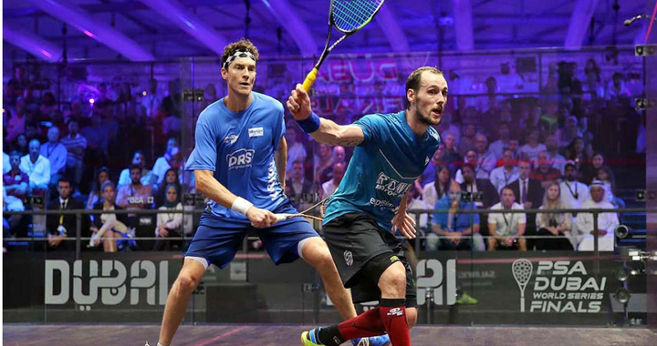 PSA Squash World Tour Finals heading to Dubai