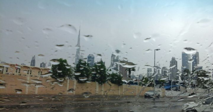 Rainy Clouds Expected on UAE as 'Mekunu' Weakens