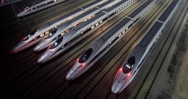 Saudi High-Speed Rail Line to Start Operating in September