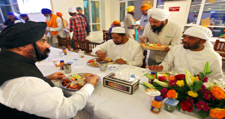 40 Expats Embrace Islam During Mass Iftar