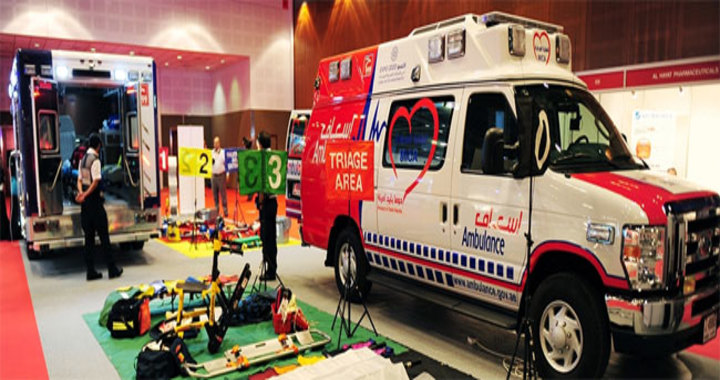 Dubai Launches 'Immediate Response' Ambulance Service via Residents