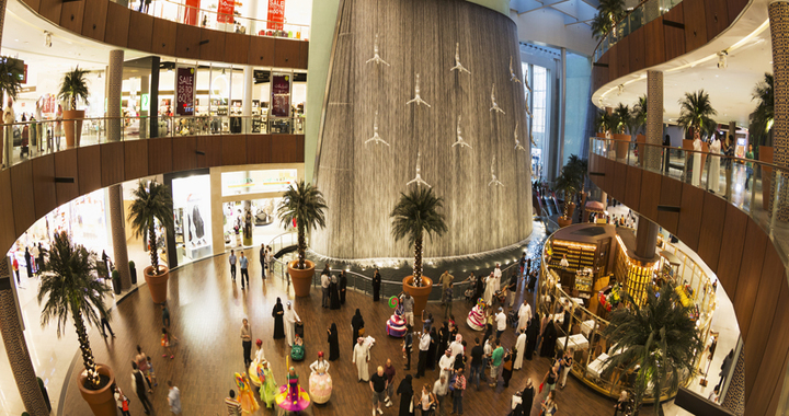 Dubai Police Clarifies the Fire Alarm at Dubai Mall