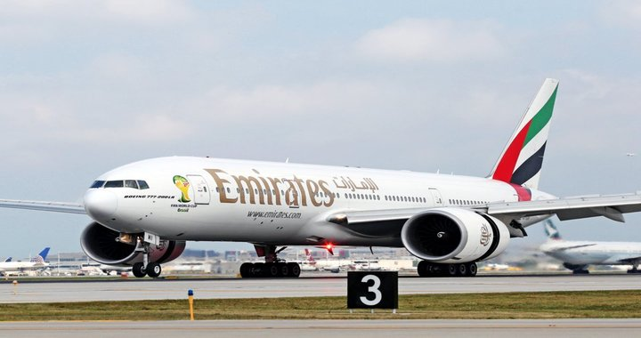 Emirates Airlines starts Third Daily Service between Domodedovo Airport and Dubai