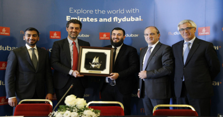 FlyDubai starts Direct Flight between Dubai and Sicily