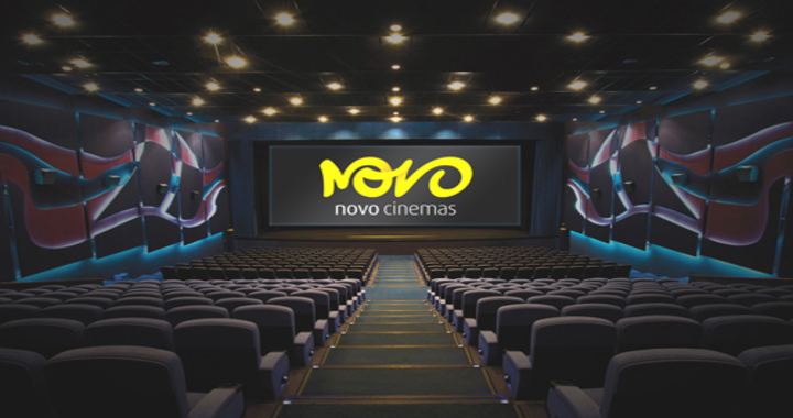 Novo Cinemas to Open 19 Theatre Across GCC by 2020