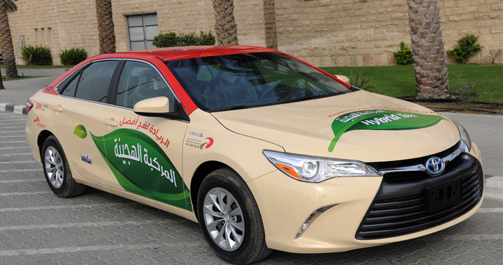 RTA Awards Contract for Procuring 900 Vehicles for Dubai Taxi