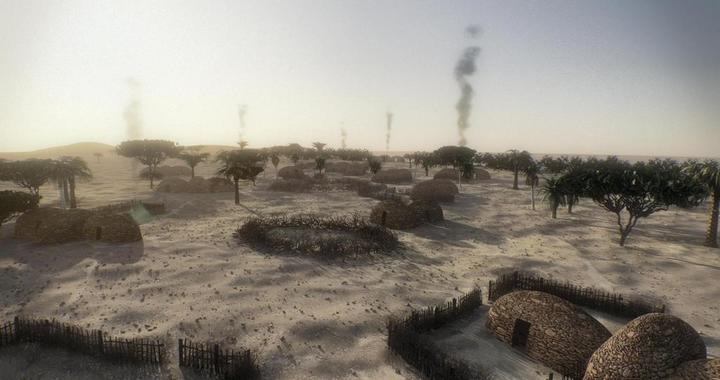 The Island of Marawah - The Earliest Village in the UAE almost 8,000 Years Old
