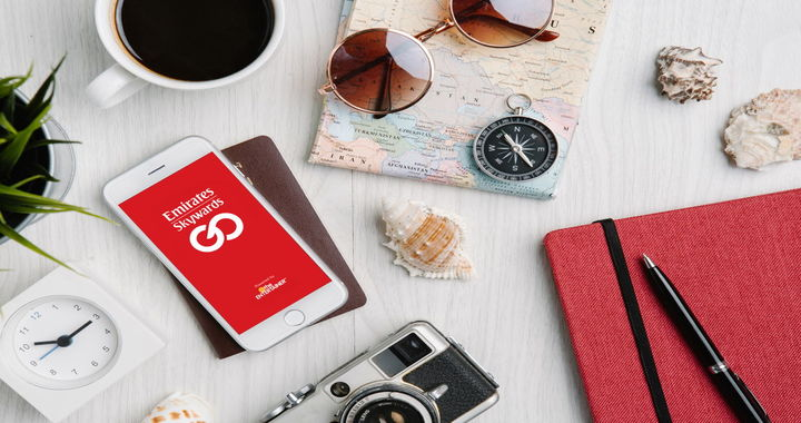 Emirates Airline launches 'Emirates Skywards GO' Mobile Travel App for Members