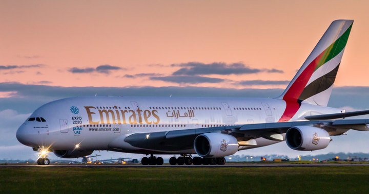 Emirates Airline starts new Flights to Santiago in Chile