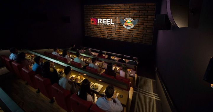 Enjoy Brunch, Business Lunch and Date Night at Guy Fieri's Dine-in Cinema