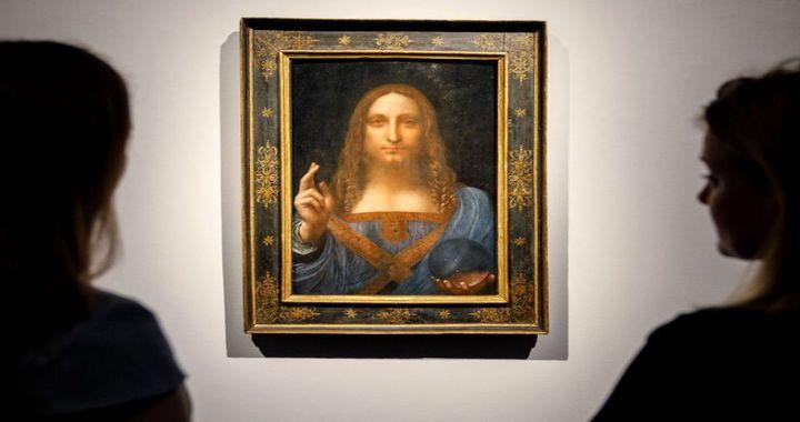 Leonardo Da Vinci's Painting Salvator Mundi heading to Louvre Abu Dhabi