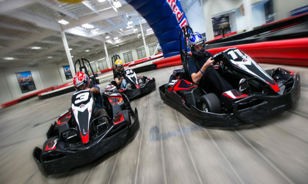 """E-Karting"" track coming soon to Dubai in Meydan One mega-mall"