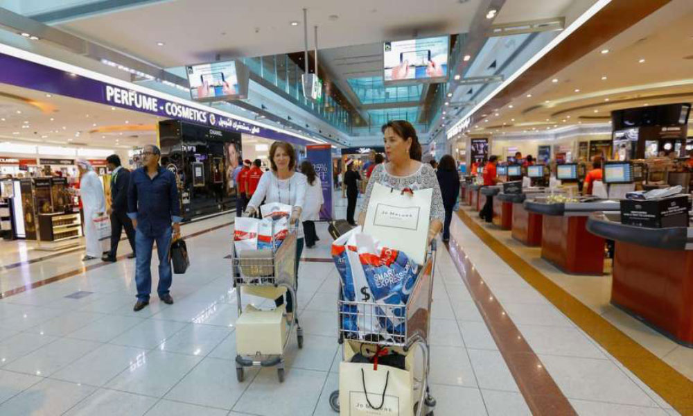 The Indian rupee is now accepted at Dubai Duty-Free outlets