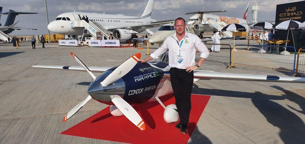 First All Electric Air Craft In Dubai