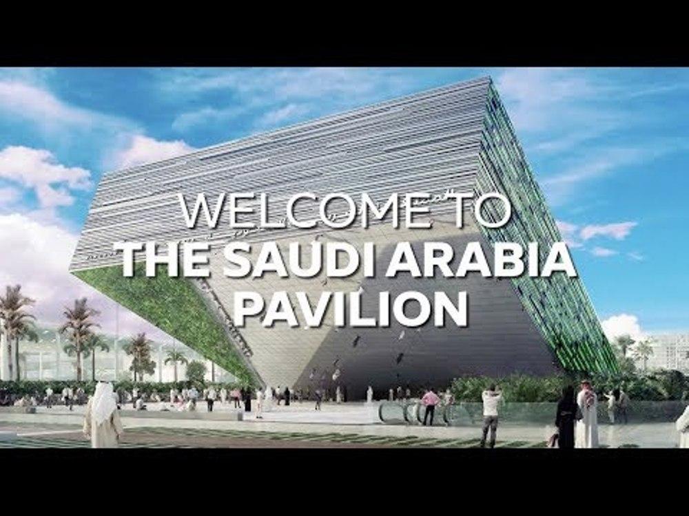 Saudi Arab's Pavilion Launch