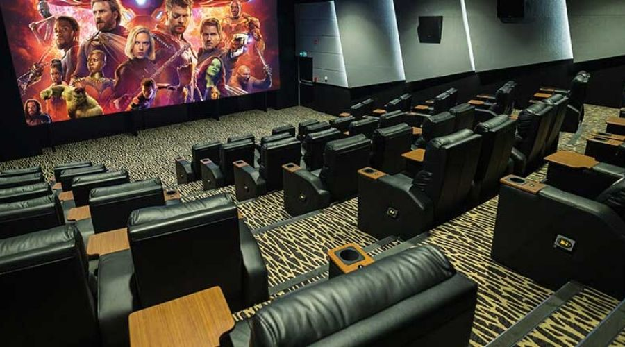 Watch Movies for Just AED 20 in 2020 at Vox Cinemas