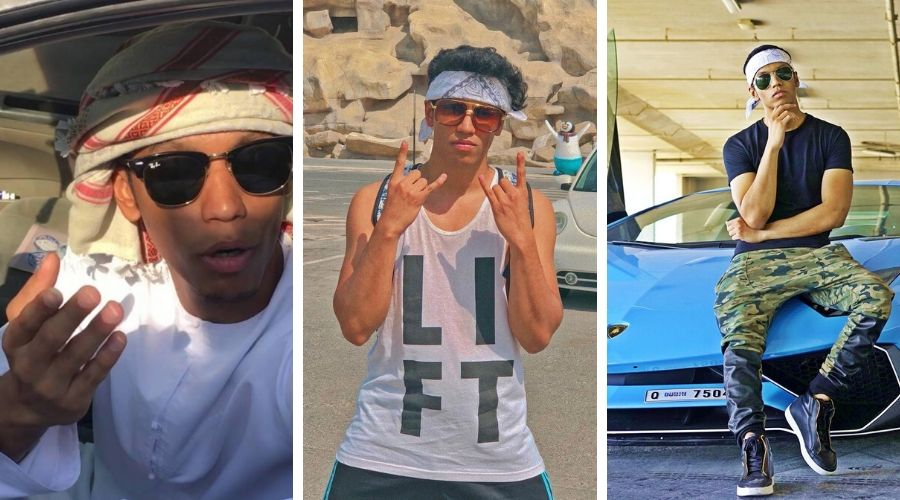 Zubair Sarookh Famous YouTuber turned TikTok Star