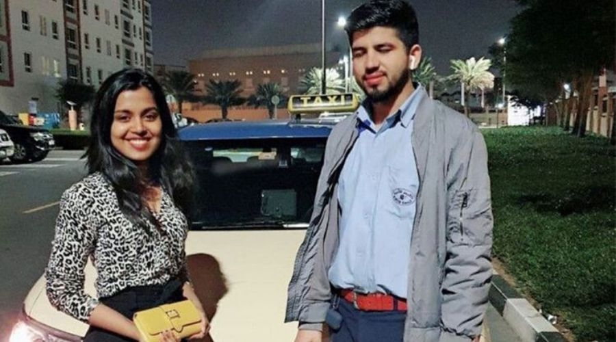 Pakistani Cab Driver Saved the Day for Indian Girl in Dubai