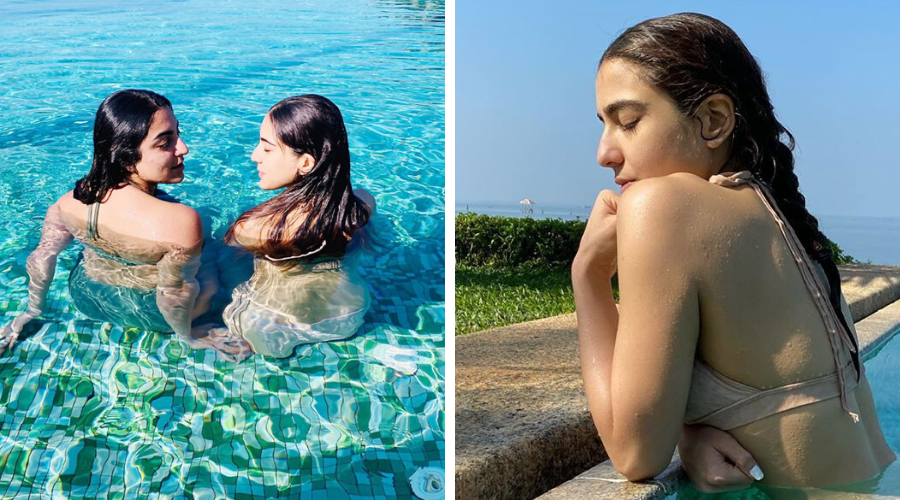 Sara Ali Khan sets Vacation Goals with Maldives Instagram Posts