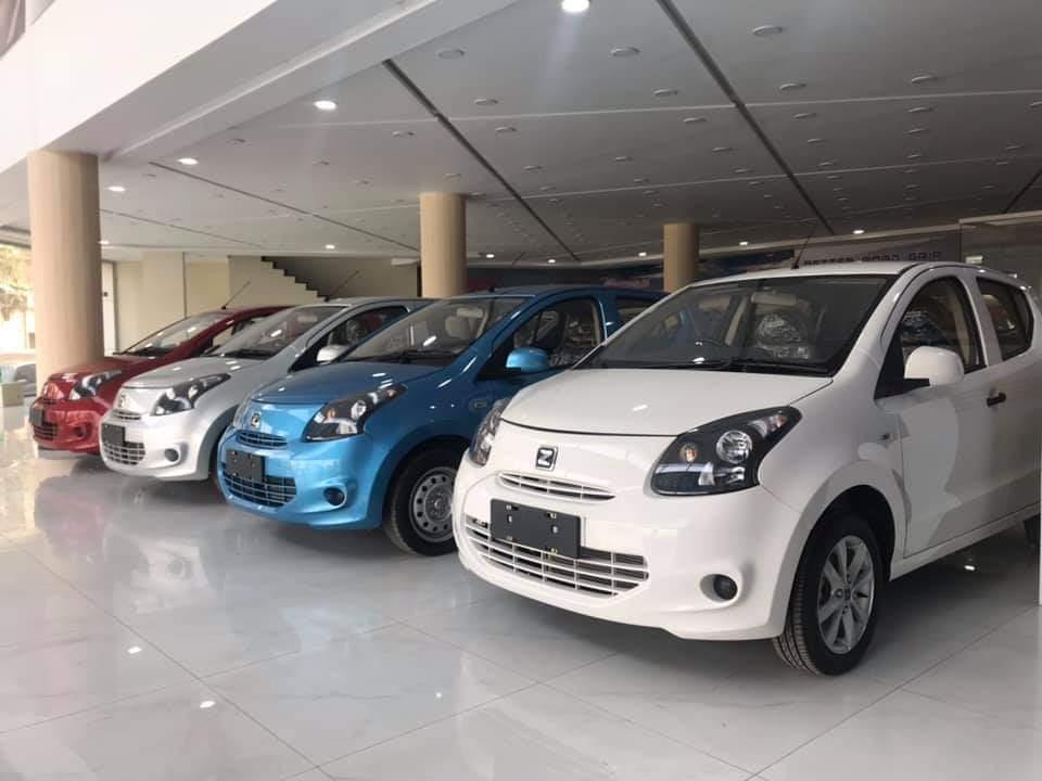 topsun motors electrical cars in pakistan