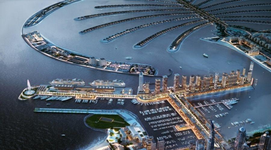 Dubai Harbour Marina to host Dubai Boat Show 2020