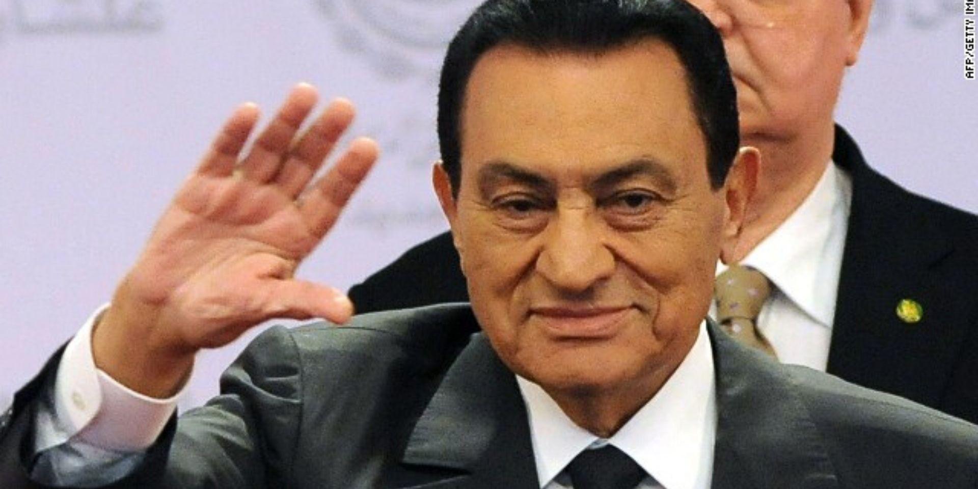 Hosni Mubarak, Format Egyptian President, has died aged 91