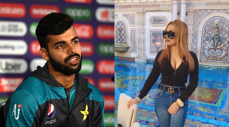 Pakistani Cricketer Shadab Khan accused of Blackmailing Dubai Blogger