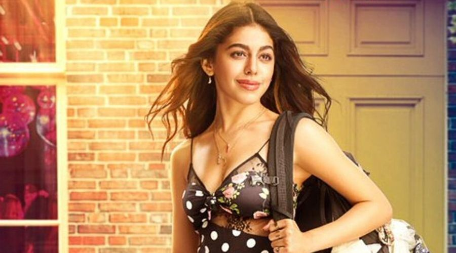 Pooja Bedi's daughter Alaya F. new Face in Bollywood