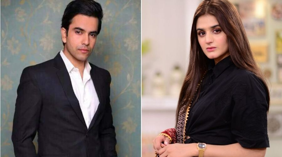 """Kashf"" Tv serial starring Junaid Khan and Hira Mani coming soon"